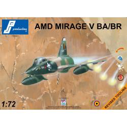 721027 - AMD MIRAGE V BA/BR