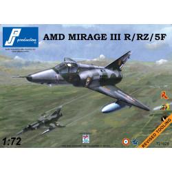 721028 - Mirage IIIR/RZ/5F