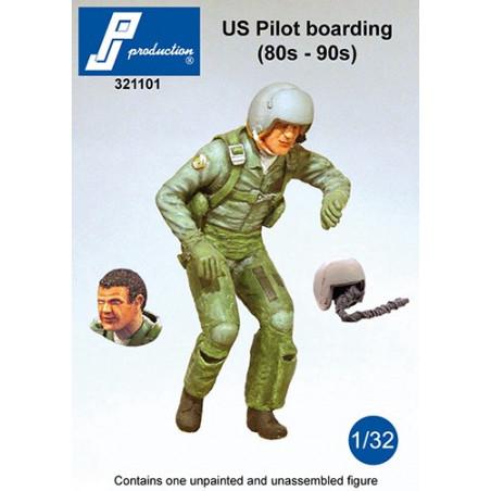 321101 - US pilot boarding (80' - 90')
