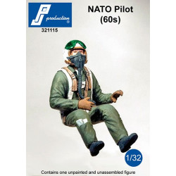 321115 - NATO Pilot seated in a/c (60')