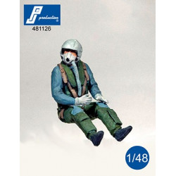 481126 - German F-4 pilot seated in a/c
