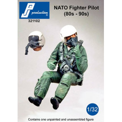 321102 - NATO pilot seated in a/c (80' - 90')