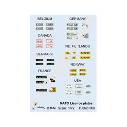 PJDec009 - Plaques minéralogiques militaires