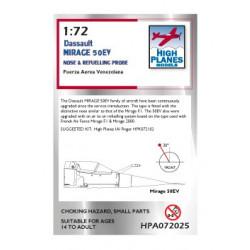 HPA72025-Mirage F1 nose for Mirage 50EV Venezuela