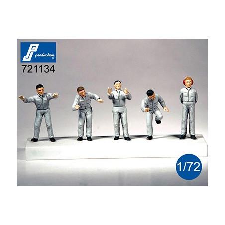 721134 - Equipe au sol