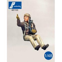 481103 - USAF fighter pilot...