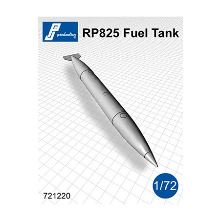 721220 - RP825 fuel tank + pylon