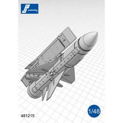 """481210 - Alpha Jet """"Patrouille de France"""" conversion set"""