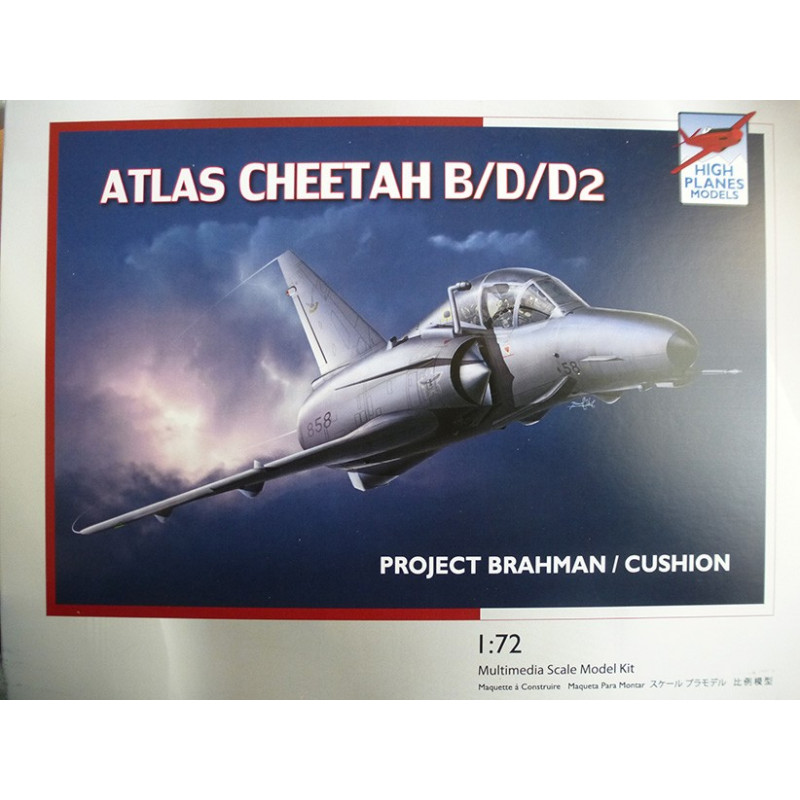 "HPK72109 - ATLAS Cheetah B/D/D2 ""Project Brahman/Cushion"""