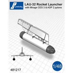 481217 - LAU-32 Rocket Launcher with pylon