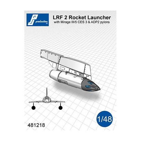 481218 - LRF 2 Rockets Launcher with pylon