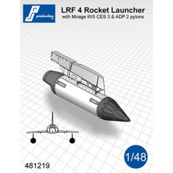 481219 - LRF 4 Rockets pod with pylons