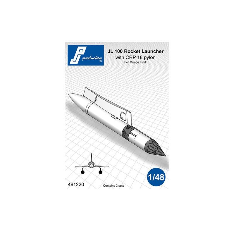481220 - JL 100R Rockets Launcher