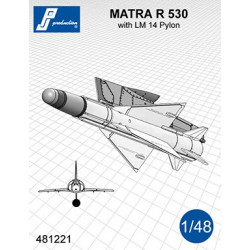 481221 - MATRA R 530 with LM 14 pylon