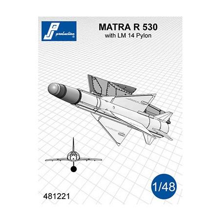 481221 - MATRA R 530 with LM 14 pylon