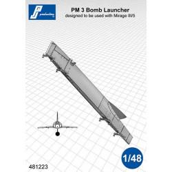 481223 - Support de bombes PM 3