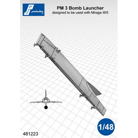 481223 - PM 3 Bombs Launcher