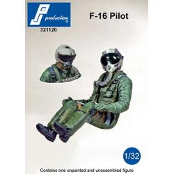 321120 - Pilote F-16 assis aux commandes