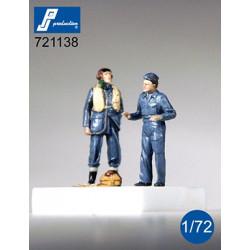 721138 - Pilote RAF et mécanicien (2GM)