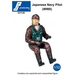321125 - Pilote de la marine Japonaise (2GM)