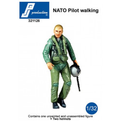 321126 - NATO Pilot walking