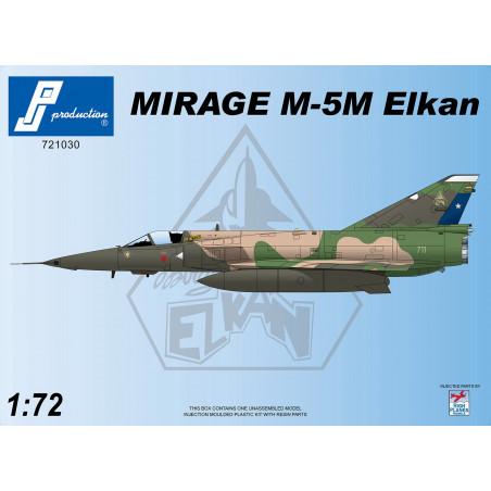 721030 - Mirage M-5M Elkan