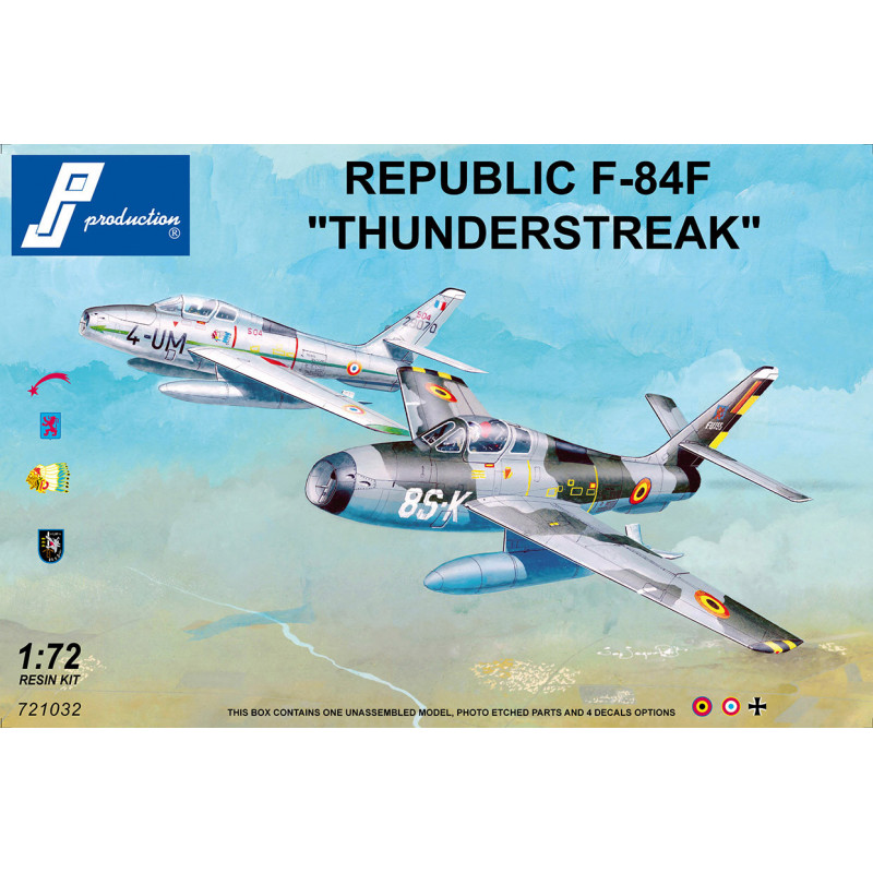 721032 - Republic F-84F Thunderstreak