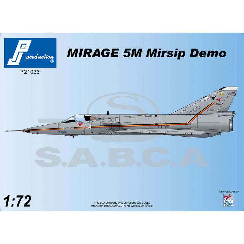 721033 - Mirage 5M Mirsip Demo