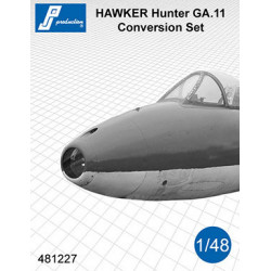 481227 - Hawker Hunter GA.11 Convertion