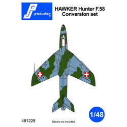 481228 - Hawker Hunter F.58 (kit de convertion)