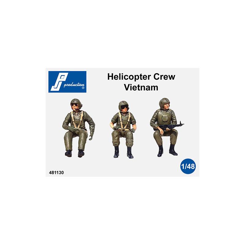 481130 - Helicopter Crew Vietnam