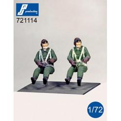 721114 - Pilotes Japonais...