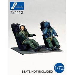 721112 - Pilotes français...