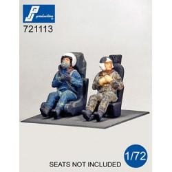 721113 - Pilotes russes...