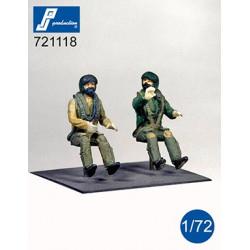 721118 - Pilotes RAF assis...