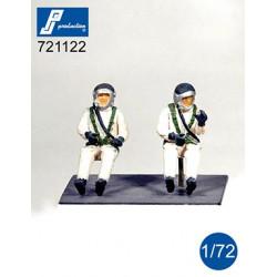 721122 - Pilotes français...