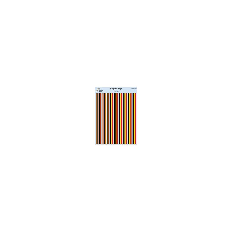 PJDec001 - Drapeaux de dérive