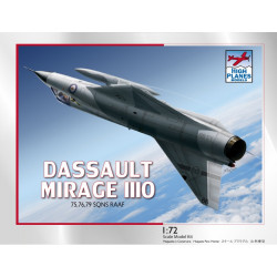 HP72016-Dassault Mirage IIIO