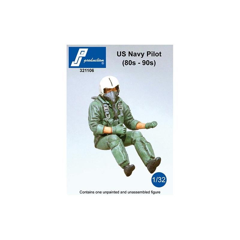 321106 - US Navy Pilot (80' - 90')