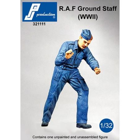 321111 - RAF Ground staff (WW2)