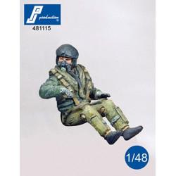 481115 - Pilote RAF assis...