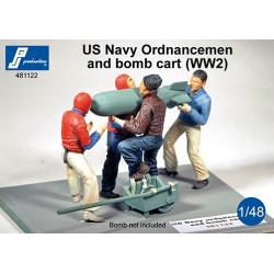 481122 - Armuriers US Navy...